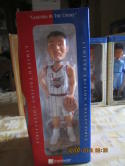 FOREVER COLLECTIBLES YAO MING HOUSTON ROCKETS BOBBLEHEAD 11