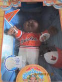 cabbage Patch Dolls CPK stadium black face Baltimore Orioles unopen box