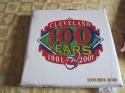 2001 Cleveland Indians 100th year Stadium Cushion em