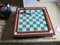 Danbury Mint Baseball Chess board (no pieces)