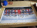 500 GOAL SCORERS - POSTER SIGNED WITH CO-SIGNERS
