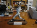 Mickey Mantle Grey jersey Signed Salvino Sports Legends statue