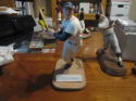Ted Williams Boston Red Sox Signed large Gartland statue