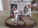 Carlton Fisk 1975 12th Inning Home Run - Danbury Mint