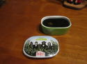 1992 Franklin Mint Hey Jude the beatles music Box