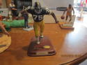 Joe Greene Pittsburgh Steelers large statue figurine Danbury Mint