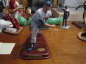 Don Drysdale Los Angeles Dodgers large statue figurine Danbury Mint