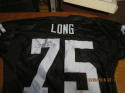 1992 Los Angeles Raiders – Howie Long Game-Worn, Signed Jersey
