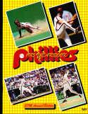 1985 Philadelphia Phillies Baseball Yearbook  b1