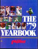 1979 Philadelphia Phillies Baseball Yearbook  b1