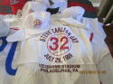 Steve Carlton Day Philadelphia Philllies 7/29 1989 T shirt xlarge and hat