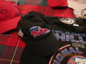 Philadelphia Philllies National League Champions 1993 T shirt large and MLB hat