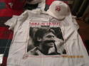 Mike Schmidt Day Philadelphia Philllies 5/26 1990 T shirt xlarge and hat