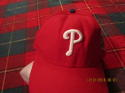Philadelphia Philllies 2008 World Series 7 5/8 size Authentic new Ear Hat