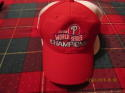 Philadelphia Philllies 2008 World Series adj. new era hat
