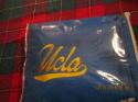 ucla blue vintage blanket sealed 4 ft x 5 ft
