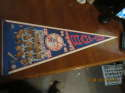 New York Yankees World Series Champions  1996 Picture Pennant