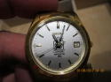 1996 Cotton Bowl Oregon Team Issued Bowl Watch