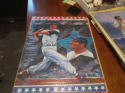 1986 Ted Williams art poster Robert stephenson Simon