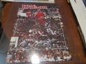 1986 Michael Jordan Wilson  Advisory Poster flt bx