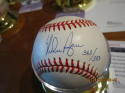 Nolan Ryan 365/383 signed baseball OAL JSA