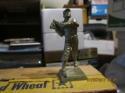 1956 Big League Stars Statues -- Duke Snider Dodgers