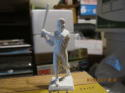 1956 Dairy Queen Statue -- Larry Doby Cleveland Indians