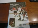 1975 Boston Bruins NHL Hockey Media Press Guide nm