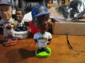 Hank Aaron Milwaukee Brewers Bobblehead plastic