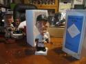 Ty Cobb Tigers Bobbin head nodders golden era series  box