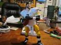 2007 Ben Roethlisberger Steelers statue 12