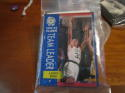 1991 Fleer 3d redemption cards Larry Bird Celtics team leader 373 unopened
