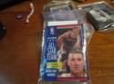 1991 Fleer 3d redemption cards Chris Mullin Warriors 218 unopened
