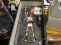 Wilt Chamberlain 76ers Historical beginnings Upper deck statue unopen box