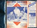 1938 Wheaties full box Hank Greenberg no top or bottom flap