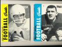 1960 Football official NCAA guide Kurt Gegner Washington em (only listed) NCAAFB1