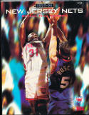 1995 New Jersey Nets Yearbook