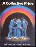 1980 Philadelphia 76ers yearbook em