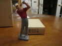 1950's golfer Hartland statue with box