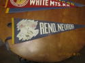 Reno Nevada 1950's  pennant