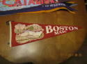 1960's Boston Mass. pennant