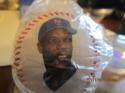 Dwight gooden New York Mets Fotoball  baseball