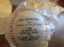 Orel Hershiser Los Angeles Dodgers Fotoball  baseball