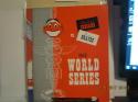 1948 World Series Cleveland Indians vs New York Giants Baseball program opie reprint
