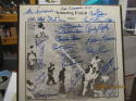1951 Bobby Thomson home run photo signed 27 players Willie Mays, Snider furillo jsa