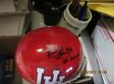 AUTOGRAPHED Andre Ware Houston 1989 HEISMAN Mini Helmet