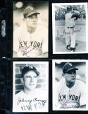 Johnny Cooney New York Yankees Signed photo  (only listed) d86