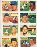 1956 Topps  Chicago Cubs Card set em (no banks)