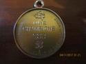 Racine College 1888 Baseball nine Northwest Collegiate Champions player gold medal