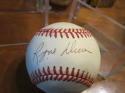 Ryne Duran New York Yankees Signed Baseball